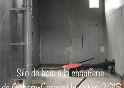 CHAUFFERIE BOIS CLOHARS CARNOËT