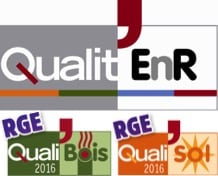 Certification Qualit' EnR